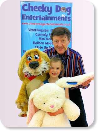 Contact Cheeky Dog Entertainments